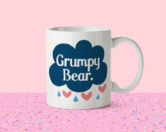 Grumpy Bear Ceramic Mug