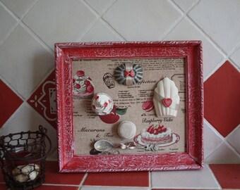 Frame home decor themed treats