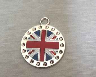 English flag Medal
