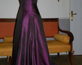 Dress long Amethyst Compiègne model