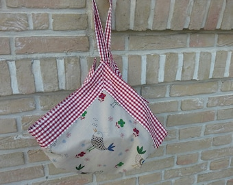 Pie bag / purse for take-out