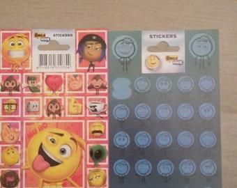 Stickers emoticons emoji stickers