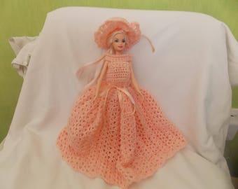 a pretty barbie dress