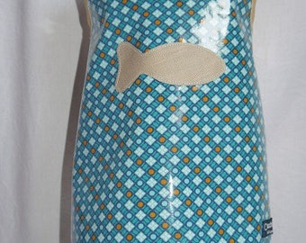 6/24 months child bib apron