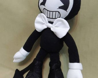 Handmade Plush Bendy and the Ink Machine Videogame 27''