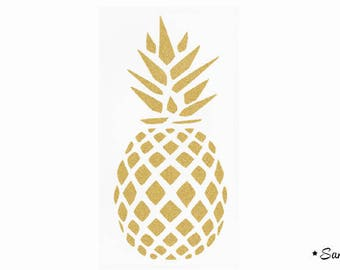 Pineapple pattern flex fusible