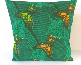 African fabric Cushion cover