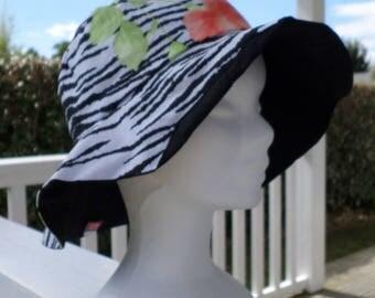 summer Hat woman linen ' comfortable eva cotton spring summer size 2