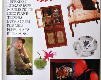 Marie Claire ideas found n ° 2 September 1991