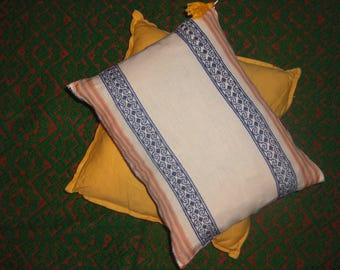 Traditional romanian embroidery pillowcase/cushion