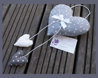 "Garland of hearts ""little star"""