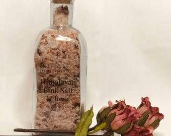 Himalayan Pink Sal & Rose Soak 17oz