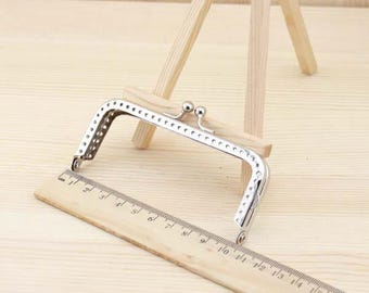 1 clasp 10cm square for coin silver - FY10