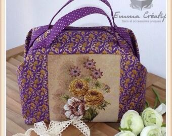 Suitcase/Vanity / diaper bag / canvas bag / shoulder bags/handbags/diaper-Goblin