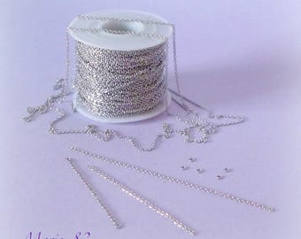 Stainless - Fine trace chain