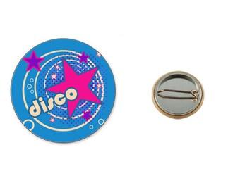 Disco - 25 mm button badge