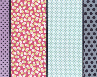 Lollies  Specks by Jen Kingwell Designs