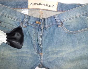 Moschino jeans W28 pantacourte