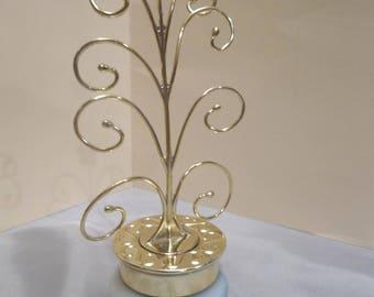 Vintage1970'sKeepsake Necklace Tree,Moonwind Cream Sachet, 066 Oz. (half full).