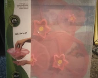 Rare hibiscus lids (sealed) never opened smoke free home will ship fast God bless