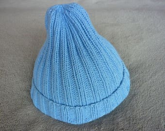 A beautiful sky blue Cap cotton