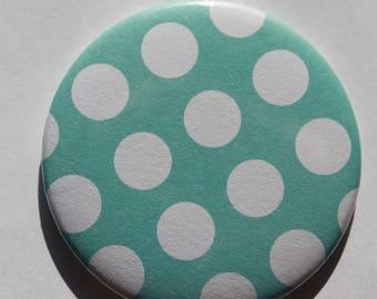 Dots pattern Pocket mirrors