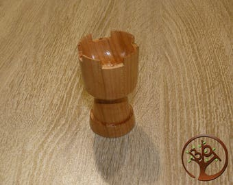 Eggcup Birch wood
