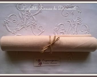 Powder Pink Coquecigrues linen coupon