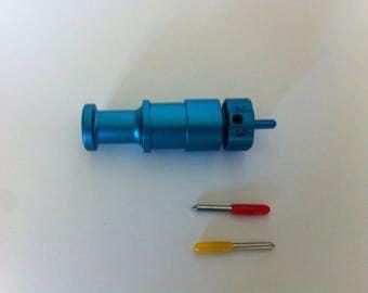 DOOR slide circuit - ROLAND for cutter + 2 blades 60 ° to 30 °