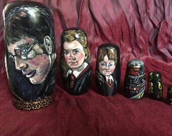 themed russian dolls