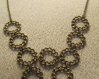 "the necklace ""Octo II"" creat ' Y. O.N"