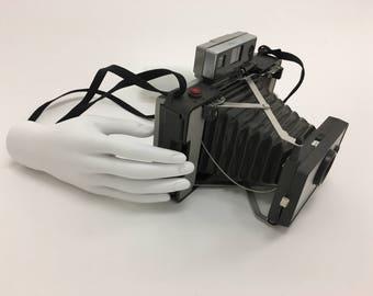 Polaroid 103 land Camera vintage, new battery!