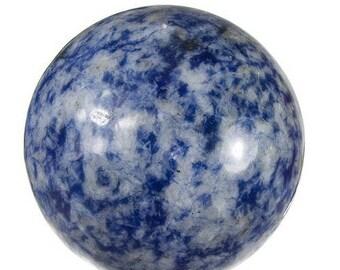 30mm sodalite sphere