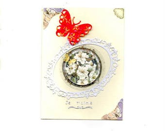 275 - Valentine's Day greeting card I love you
