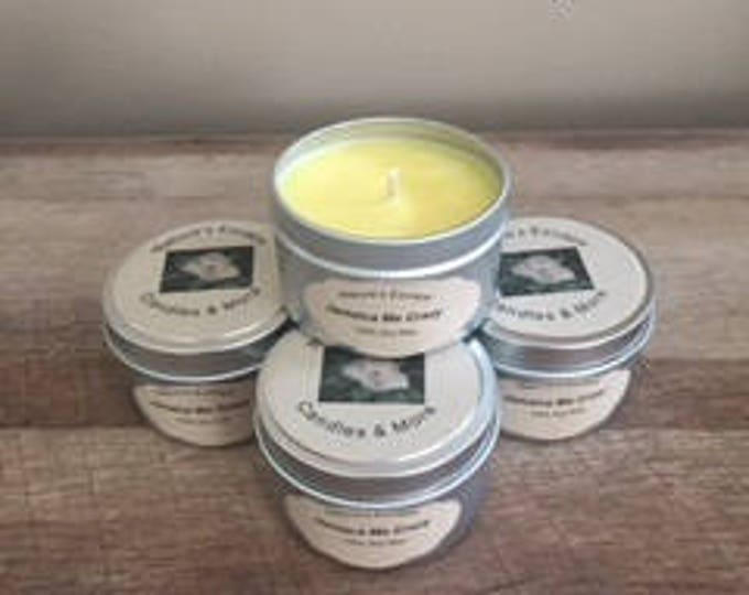 Jamaica Me Crazy Soy Wax 6 oz. Candle Tins