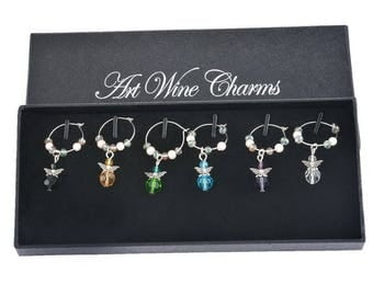 gorgeous 1 set with these 6 ornaments of glass within 15 days
