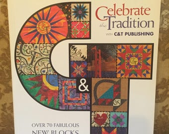 Book on over 70 Fabulous New Blocks & Stories from Quilting Best