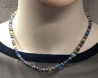 Swarovski Beaded Necklace