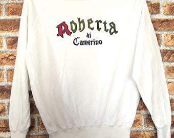 Roberta de camerino free size sweatshirt