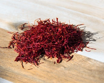 Not on Sale Saffron, for Saffron Buyers that Care, 1 gram