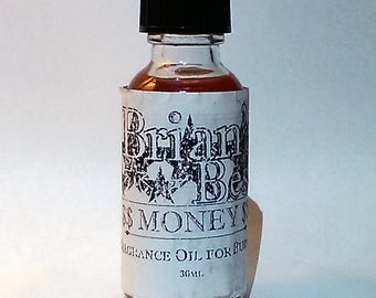 Money Scented Incense or Fragrance Oil Formulated for Burners or Warmers - Premium Grade & Quality!