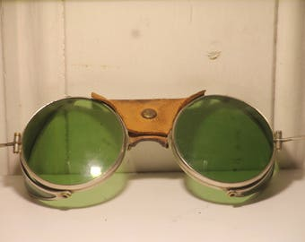 True Vintage motorcycle glasses