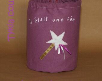 Duffel bag, like a large - fairy bag