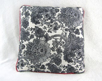 Cushion fancy bi material