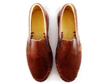 Leather Shoes - Mexican handmade