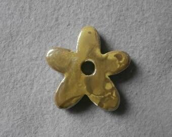 Greek ceramic flower 35mm
