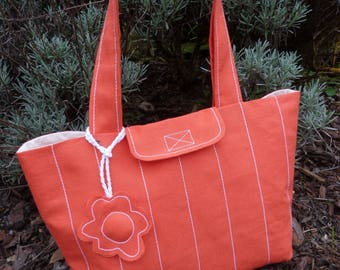 "Handbag ""Fall color"""