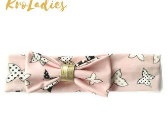 Girly baby headband / Cute baby headband