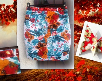 Colorful SKIRT * size 39/40