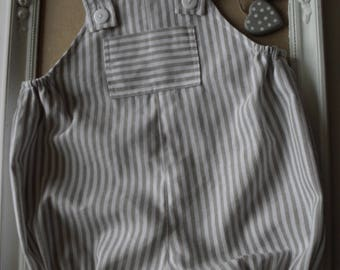 Small mixed overalls size 6 months